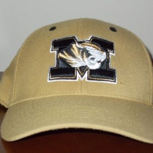 Top of the World One-Fit Missouri Tigers Hat